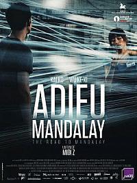 affiche sortie dvd adieu mandalay
