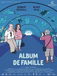 affiche sortie dvd album de famille