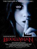 affiche sortie dvd boogeyman - la porte des cauchemars