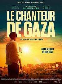 affiche sortie dvd le chanteur de gaza