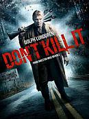 affiche sortie dvd don't kill it