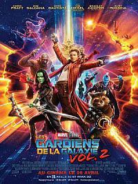 affiche sortie dvd les gardiens de la galaxie 2