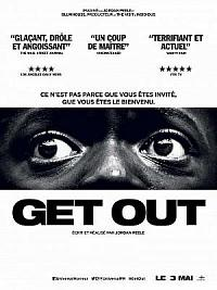 affiche sortie dvd get out