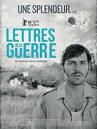 affiche sortie dvd lettres de la guerre