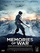 affiche sortie dvd Memories of War