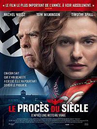 affiche sortie dvd le proces du siecle