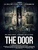 affiche sortie dvd the door