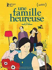 affiche sortie dvd une famille heureuse