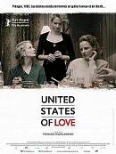 affiche sortie dvd united states of love