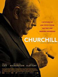 affiche sortie dvd churchill