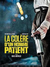 affiche sortie dvd la colere d'un homme patient