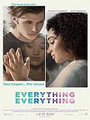 affiche sortie dvd everything, everything