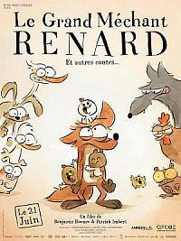 affiche sortie dvd le grand mechant renard et autres contes