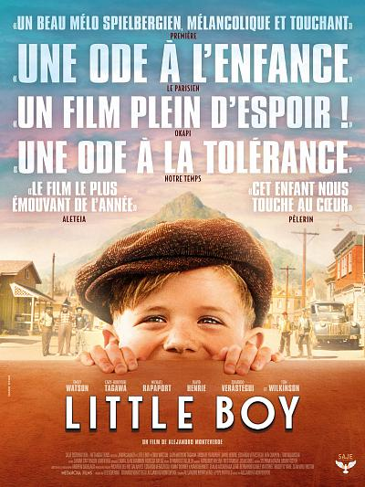 sortie vod, dvd Little Boy