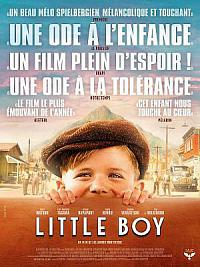affiche sortie dvd Little Boy