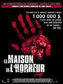 affiche sortie dvd la maison de l'horreur