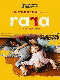 affiche sortie dvd rara
