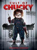 affiche sortie dvd le retour de chucky