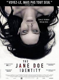 affiche sortie dvd the jane doe identity