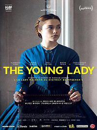 affiche sortie dvd the young lady