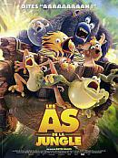 affiche sortie dvd les as de la jungle