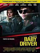 sortie Dvd Blu-ray Baby Driver