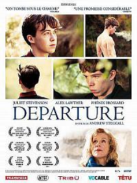 affiche sortie dvd departure
