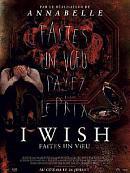 affiche sortie dvd i wish - faites un vœu