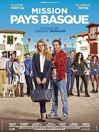 affiche sortie dvd mission pays basque