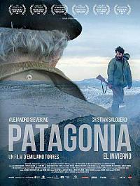 affiche sortie dvd patagonia, el invierno