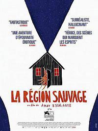 affiche sortie dvd la region sauvage