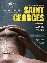 affiche sortie dvd saint-georges