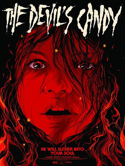 sortie dvd et blu-ray The Devil's Candy