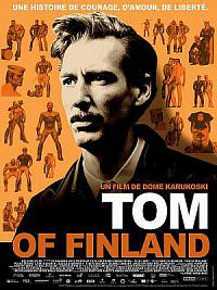 affiche sortie dvd tom of finland