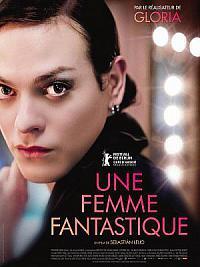 affiche sortie dvd une femme fantastique