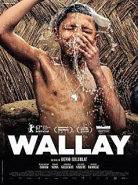 affiche sortie dvd wallay