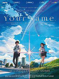 affiche sortie dvd your name