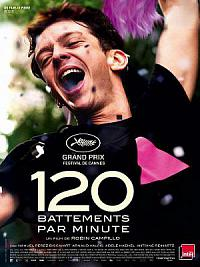 affiche sortie dvd 120 battements par minute