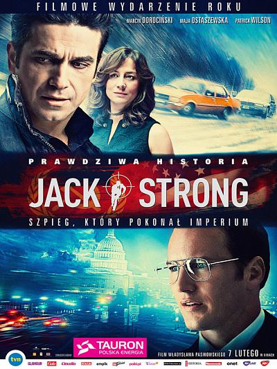 sortie vod, dvd et blu-ray Jack Strong