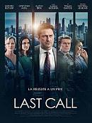 affiche sortie dvd Last call