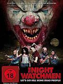 affiche sortie dvd la nuit des clowns tueurs