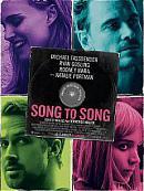 affiche sortie dvd Song To Song