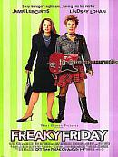 affiche sortie dvd Freaky Friday
