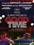 affiche sortie dvd good time