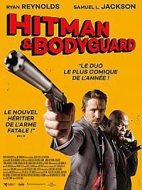 affiche sortie dvd hitman & bodyguard