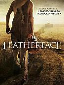 affiche sortie dvd leatherface