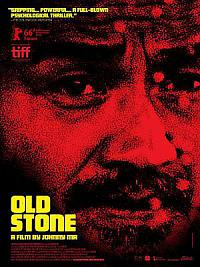 affiche sortie dvd old stone