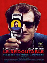 affiche sortie dvd Le Redoutable
