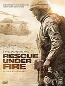 affiche sortie dvd Rescue under fire