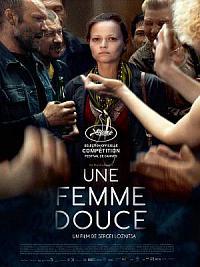 affiche sortie dvd une femme douce